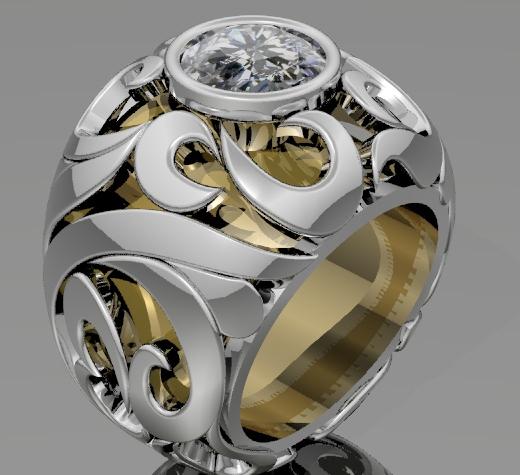 Custom Jewellery Prototype